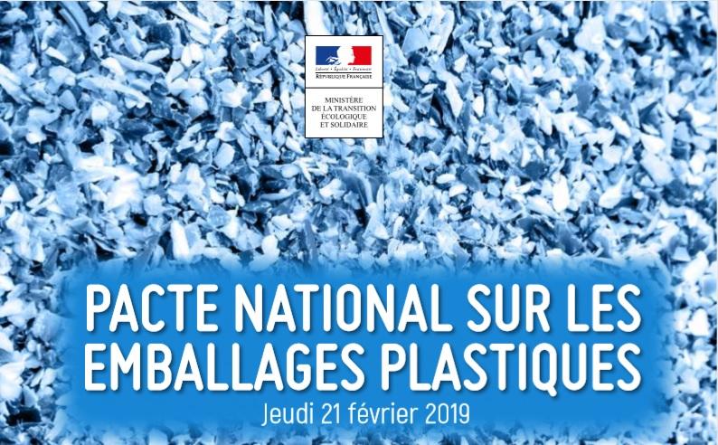 La Francia redige una normativa sugli imballaggi in plastica
